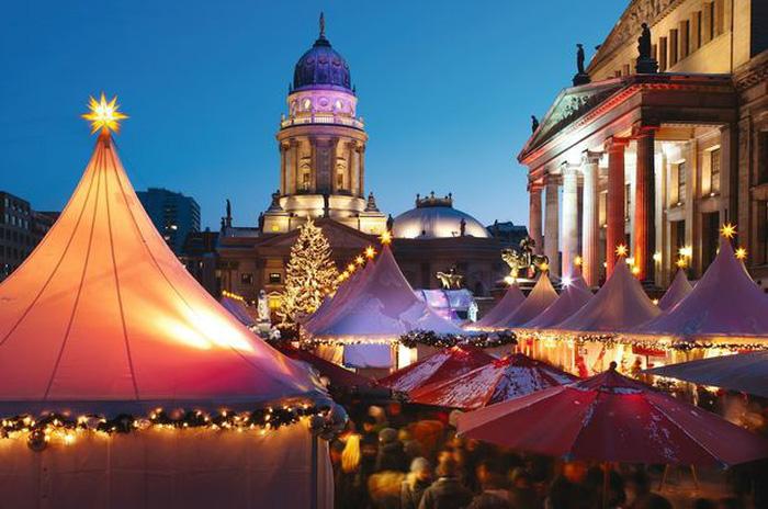 Những khu chợ Giáng sinh tuyệt nhất châu Âu - Ảnh 7.