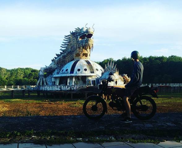 5 công trình bị bỏ hoang tại Việt Nam, muốn có những bức ảnh kì bí hết cả hồn thì nhất định phải đến! - Ảnh 28.