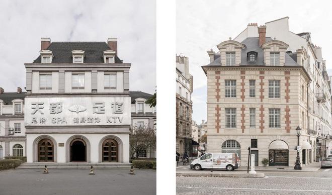 Thiên Đô Thành ở Trung Quốc gây hoang mang vì giống y hệt thành phố Paris của Pháp - Ảnh 8.
