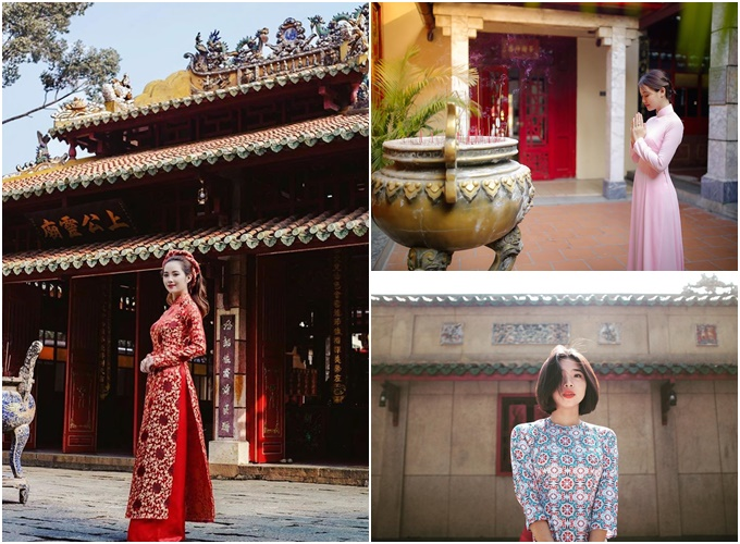 4 ngôi chùa đẹp thích hợp chụp ảnh áo dài Tết ở Sài Gòn - 1