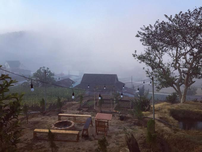 Khu vườn thú cưng ở Đà Lạt