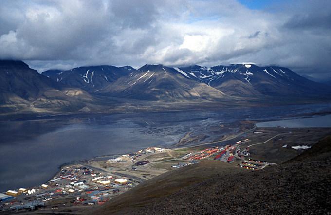 Thị trấn ở Na Uy nơi cái chết bị coi là bất hợp pháp