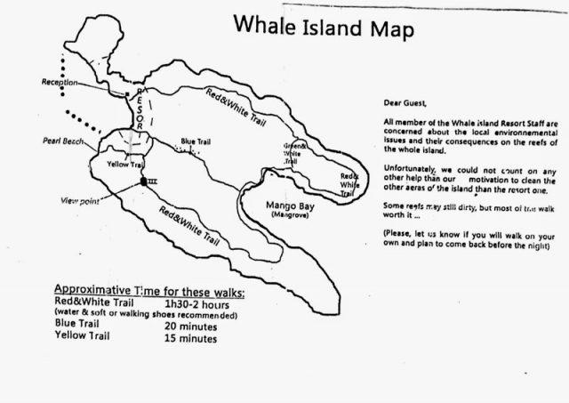 Bản đồ hòn đảo (Ảnh ST)