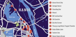 Du khách Tây gợi ý 7 điều thú vị ở Hà Nội về đêm