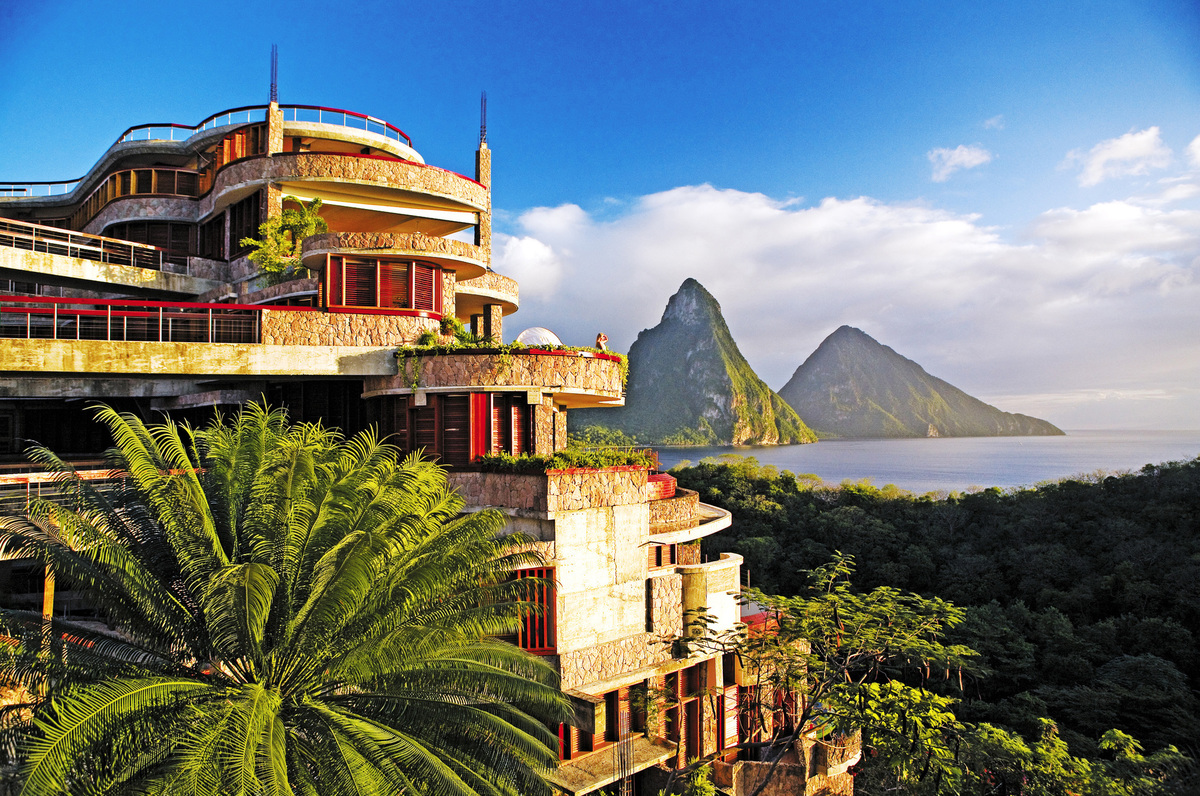 10 khách sạn có view \'đắt\' nhất thế giới