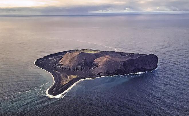 Đảo núi lửa Surtsey: Cấm địa kỳ bí của giới khoa học ngoài khơi Iceland, đến năm 1963 mới được phát hiện - Ảnh 3.
