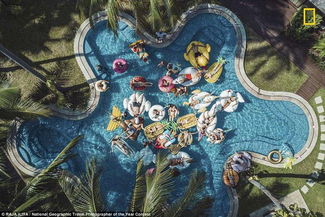 Chiêm ngưỡng loạt ảnh ấn tượng, thực ảo khó phân định tại National Geographic Travel Photographer 2018 - Ảnh 7.