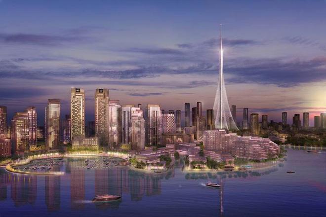 Cùng chiêm ngưỡng 7 tòa cao ốc chọc trời đang được xây dựng ở khắp nơi trên thế giới - Ảnh 8.