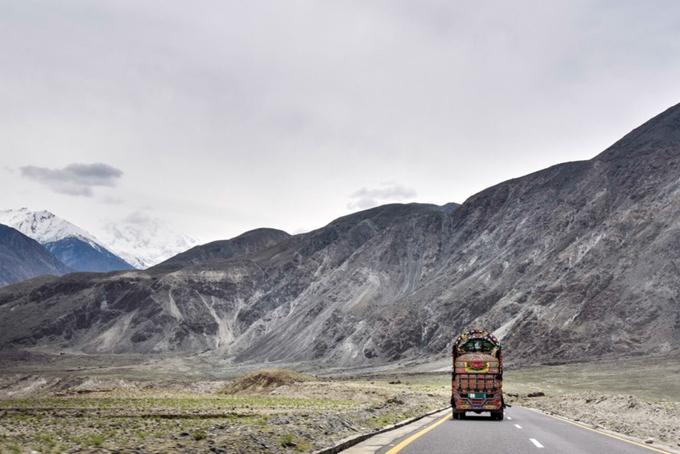 5 con đường đẹp nhất Châu Á