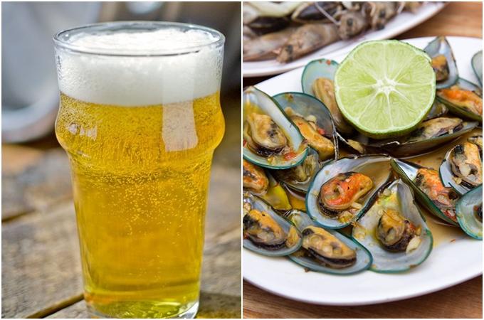 Kết hợp bia và đồ ăn như thế nào mới đúng điệu