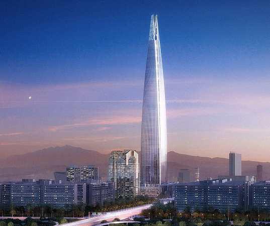 Cùng chiêm ngưỡng 7 tòa cao ốc chọc trời đang được xây dựng ở khắp nơi trên thế giới - Ảnh 2.