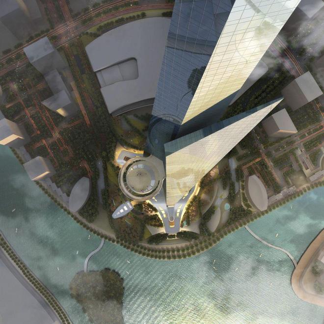 Cùng chiêm ngưỡng 7 tòa cao ốc chọc trời đang được xây dựng ở khắp nơi trên thế giới - Ảnh 10.