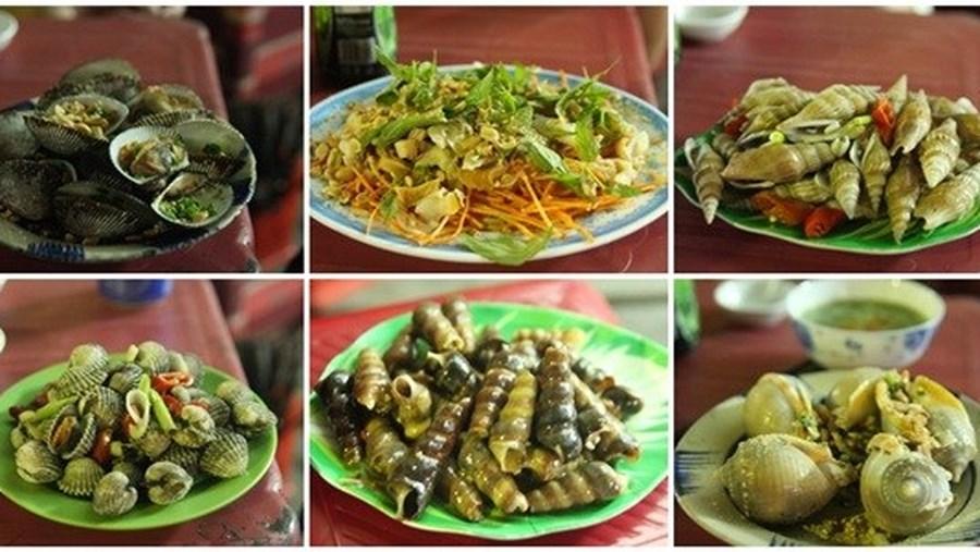Image result for Quán Ốc Cây Dừa tháp bà