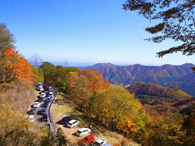Bức tranh mùa thu ở con đường nguy hiểm bậc nhất Nhật Bản - 7