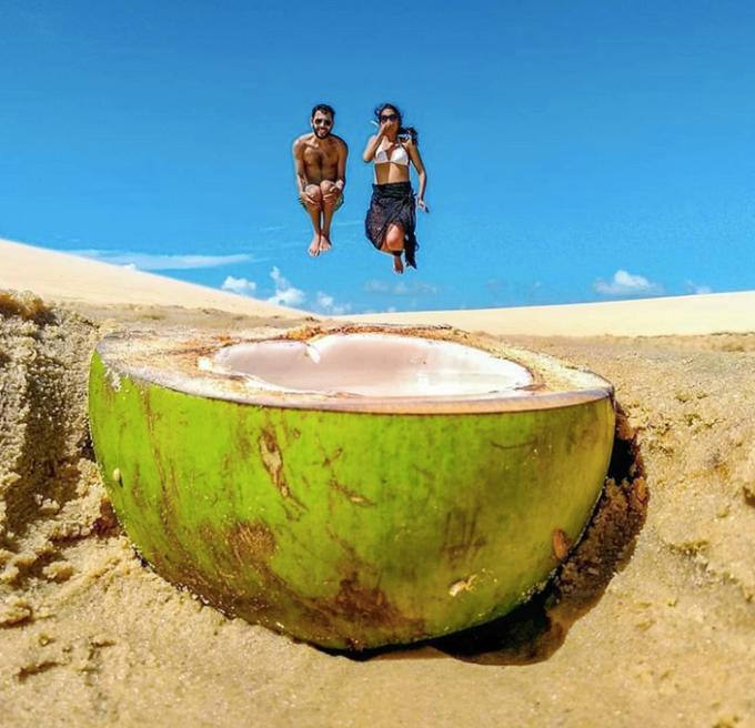 Ý tưởng chụp ảnh du lịch sáng tạo mỗi khi bí dáng - 10