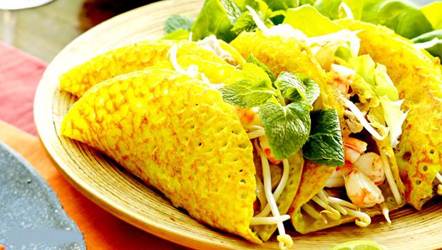Ăn sáng ở Nha Trang với món Bò né