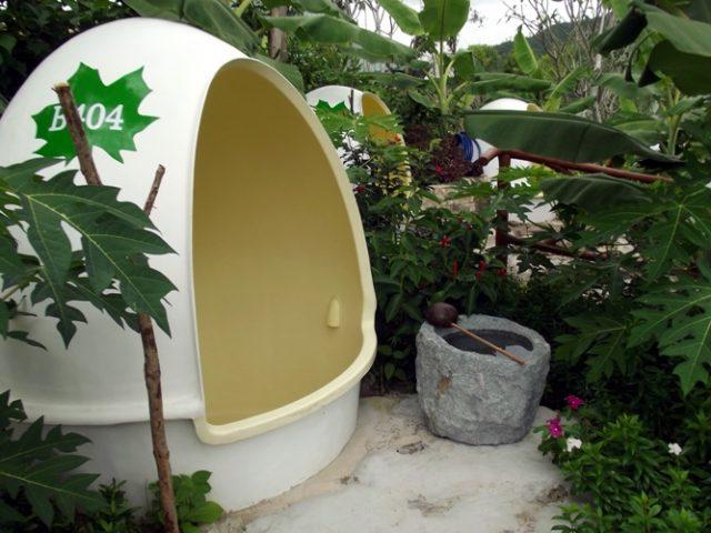 Các bồn tắm trứng cực đáng yêu (ẢNH ST)