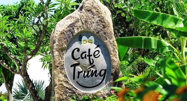 Có cafe thì cũng phải là cafe Trứng cơ nhé! (ẢNH ST)