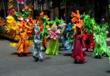 Loạt sự kiện ý nghĩa tại Công viên Văn hóa Đầm Sen mừng lễ 30/4
