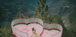 Truy tìm cây cầu trái tim ở Đà Lạt
