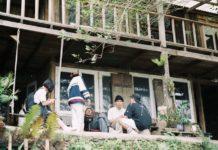 Quán cà phê trốn cả thế giới giữa thung lũng ở Đà Lạt