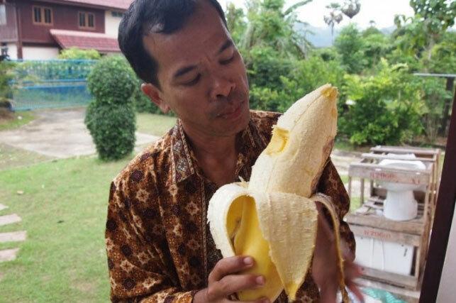 Thái Lan đích thị là điểm đến cho những tín đồ của chuối. Có tới 22 trên tổng số 300 giống chuối trên thế giới có mặt ở xứ sở chùa Vàng