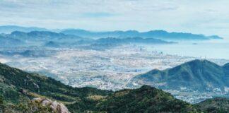 Hoàng Ngưu Sơn là một trong những địa điểm trên cao đang khiến nhiều bạn trẻ mê mẩn. (Ảnh: _punguyen_)