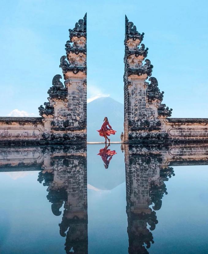 Cổng trời Bali - Greenland II
