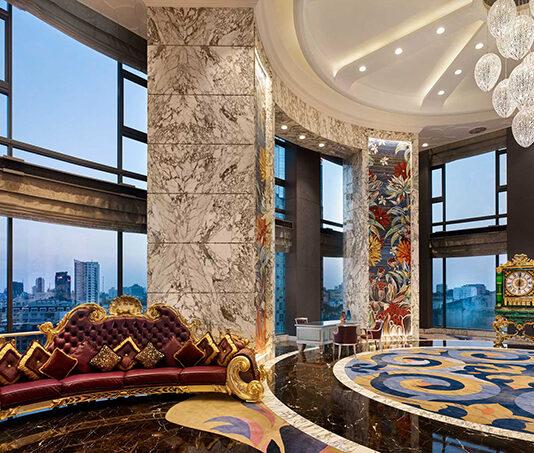 The Reverie Saigon cũng đứng thứ 6 châu Á và thứ 57 thế giới.